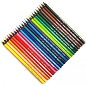 Blackwood Colouring Pencils 24 pack