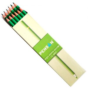 Green Copying Pencil 12 Pack