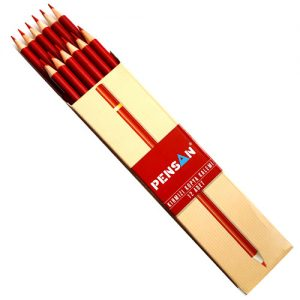 Red Copying Pencil 12 Pack