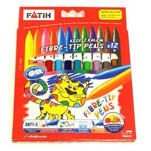 Fibre Tip Pens
