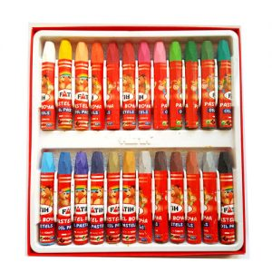 Oil Pastels Fatih 24 Colours